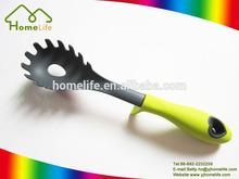 Hot sale New design very popular Nylon Plastic spaghetti spoon