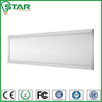300x1200 mm high power suspended led ceiling lighting fixtures