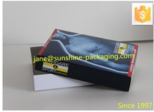 lid and base folding paper box