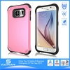Cell Phone Accessories double color bumpers for samsung s6g