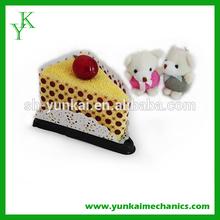 Wedding Gift Cake/Souvenir Gift Towel Cake/Sell Well Cake Towel Microfiber Gift Face Towel