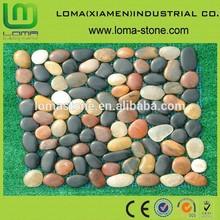 Loma garden ,garden stone, garden river pebble