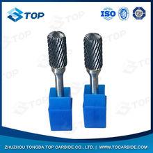 Factory supply all size kerr dental carbide burs/laboratory carbide cutter
