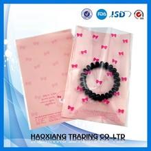 opp self adhesive bags/self adhesive cellophane bags
