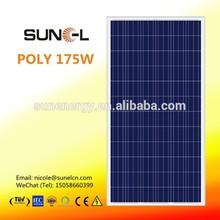 LDK 175W polycrystalline solar pv panel STOCK near to YIWU
