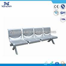 Epoxy painted steel hospital/airport chair,waiting chairs YXZ-037
