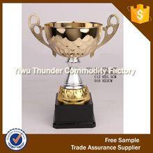 custom metal trophy football resin trophy wholesale