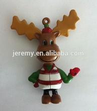 hot toys Christmas action figures,3d pvc vinyl toys,make custom action figure