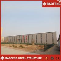 cheap modern prefab steel structure company in kuwait