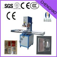 pvc file folder high frequency welding machine, welding machine paper file making, Dongguan Manufacturer