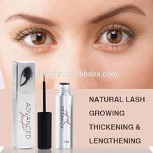 MAXLASH Natural Eyelash Growth Serum (free false eyelashes samples)