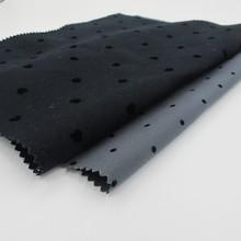 shirt flocking fabric 100% cotton