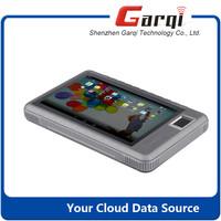2nd Generation Android Identification card reader and Fingerprint scanner