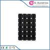 house using solar lighting 18v 75w solar panel