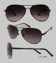 Wholesale Fashion Metal Sunglasses with Polarized Lens UV400 CE&FDA