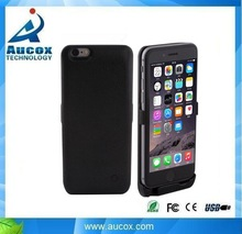 wholesale selling 3200mah for iphone battery case for iphone 6 battery case Portable for iphone 6 charger case
