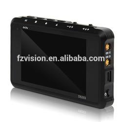 """DSO203 DS203 4 Channel 3"""" Digital Oscilloscope Mini Pocket Oscilloscope"""