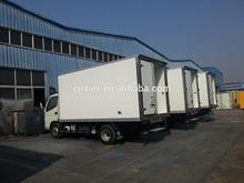 truck body cargo van body/thermal truck body refrigerator insulation pu sandwich panel/thermal insulation pu sandwich panel
