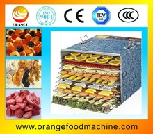 2015 Hot Selling Stainless Steel Electric Food Dehydrator