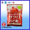 High quality zipper plastic pouch manufacturer