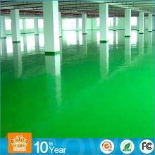 Non-Toxic PU epoxy mastic coating flooring luminescent car paint