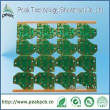 FR-1 PCB, 0.062 thick rigid pcb