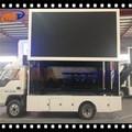 Guangzhou electrónico de productos de tecnología de camión móvil 12D cine nueva para 2015