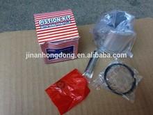 Machinery diesel engine spare parts piston kit