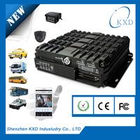 4CH 2TB 1080p wifi 3g red movil dvr con cms libre software rastreador movil gsm 3g para la policia
