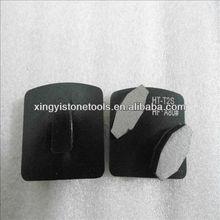 diamond bond terrazzo floors use western abrasive
