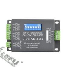 0-10V Dimmer Mini LED DMX Controller