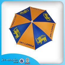 Adult mini size sun advertising hat umbrella