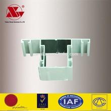 OEM factory foshan factory aluminum extruded frames window treatments