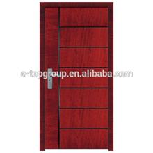 E-TOP DOOR mdf/hdf wood door,office wood door with glass,HPL surface