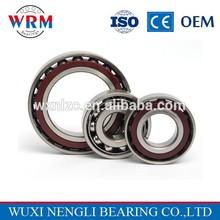 High quality Single row angular contact ball bearing 7316 for soldering machine