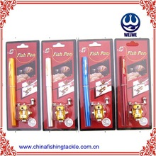 NEW HIGH QUALITY MINI FISHING PEN&ROD SETS,ROD,REEL
