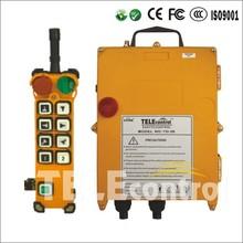 F24-8D good universal industrial remote control, industrial wireless remote control, radio hoist remote controls
