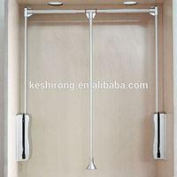 Wondeful wardrobe hanging rod