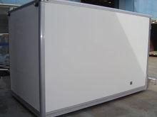 cooler van/medical waste transport van china cargo truck