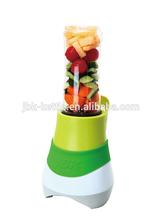 0.5l newest portable magic plastic juicer bottle coconut juicer plastic hand juicer