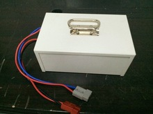 24volt 60Ah lithium Battery with iron box for Automatic guided vehicle ( AGV )