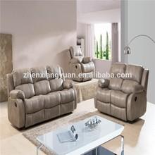 New design living room furniture,leather air sofa,recliner sofa