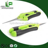 Hydroponics Stainless Steel Plant Scissor/indoor garden items scissor/grass trimming shear