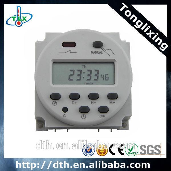 Porzellanfabrik digital-timer steckdose/feeder tmer Schalter/timer mit mehrere Einstellungen