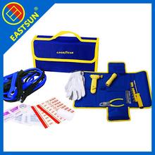 Promotional bulk sale multifunctional emergency car kit