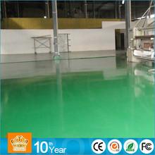 Crown Paint epoxy garage floor coatings/epoxy flooring systems/Water Based Epoxy Floor Paint