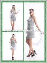 quanzhou china supplier walson holloween fancy dress costume broke sister princess jasmine flapper costumes