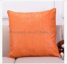 100% cotton wholesales fashion cushion and throw pillow