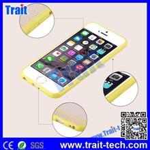 TOTU Brand Design AIR 2 Series Ultraslim PC+TPU Bumper Case with Ventilation Hole for iPhone 6 4.7 Inch