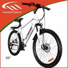 EN15194 electric mountain bike suspension LMTDF-31L